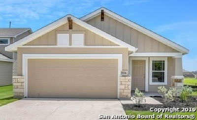 Schertz Single Family Home New: 5226 Nature Path