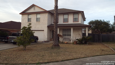 Helotes Single Family Home Active Option: 9311 Grand Cedar