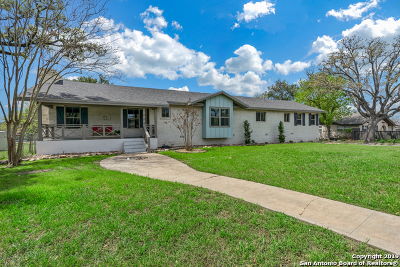 Kerrville Single Family Home Price Change: 1009 Main St