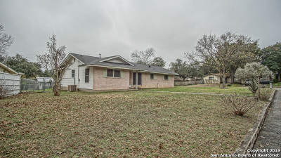 Single Family Home New: 5806 Ben Casey Dr