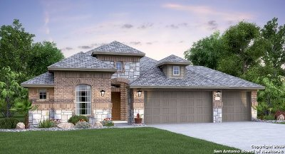 San Antonio Single Family Home New: 15224 Needles Rdg