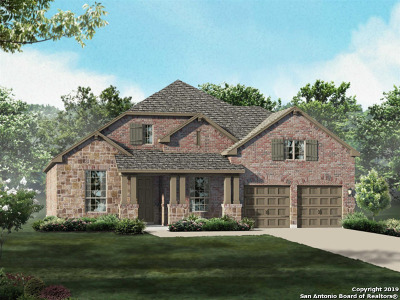 Boerne Single Family Home New: 28514 Benedikt Path
