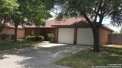 San Antonio Single Family Home New: 8126 Golden Harvest