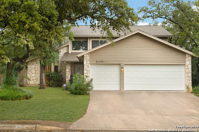 San Antonio Single Family Home New: 6009 Larimer Sq