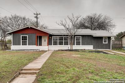 San Antonio Single Family Home New: 6723 Merry Oaks Dr