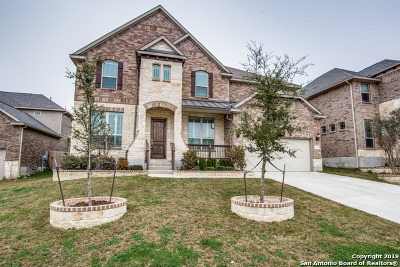 San Antonio Single Family Home New: 12935 Florianne