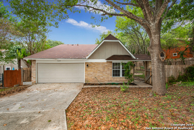 San Antonio Single Family Home New: 5439 Vista Run Dr