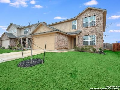 San Antonio Single Family Home New: 8911 Ironwood Hill