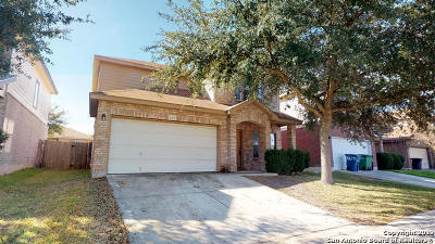 San Antonio Single Family Home New: 6623 Old Theater Rd
