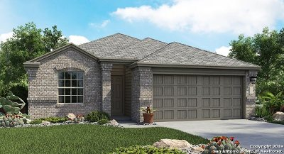 San Antonio Single Family Home New: 8527 Lamus Wheel