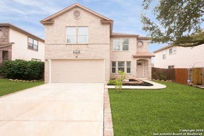 San Antonio Single Family Home New: 10310 Manor Creek