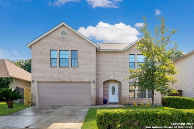 San Antonio Single Family Home New: 13826 Northern Oak