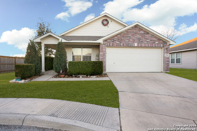 San Antonio Single Family Home New: 9503 Mill Path