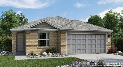 San Antonio Single Family Home New: 8519 Lamus Wheel