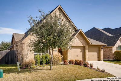 Seguin Single Family Home New: 2989 Saddlehorn Dr