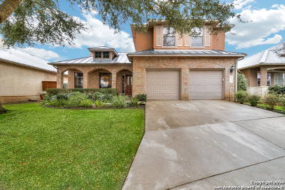 San Antonio Single Family Home New: 111 Westwood Way