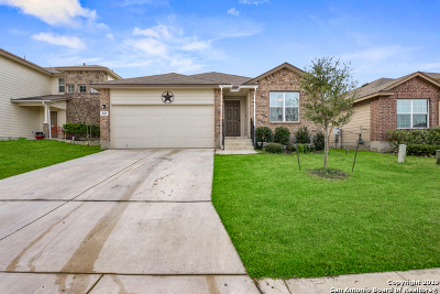 San Antonio Single Family Home Price Change: 347 Kildeer Creek