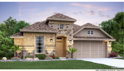 San Antonio Single Family Home New: 8561 Norias Wheel