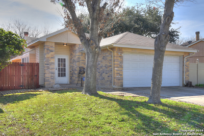 San Antonio Single Family Home New: 11334 Olney Springs