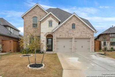 San Antonio Single Family Home New: 8944 Study Butte