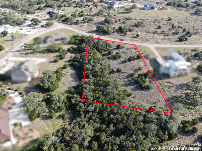 New Braunfels Residential Lots & Land New: 1657 Decanter Dr