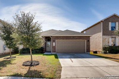 San Antonio Single Family Home New: 8118 Rustic Terrace