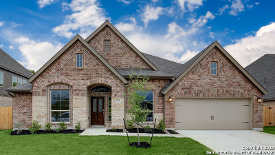 San Antonio Single Family Home New: 8826 Hideout Bend