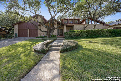San Antonio Single Family Home New: 13142 Hunters Valley St