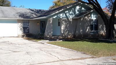San Antonio TX Single Family Home New: $141,900
