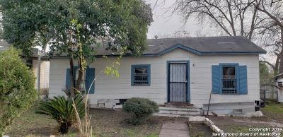 San Antonio TX Single Family Home New: $82,500