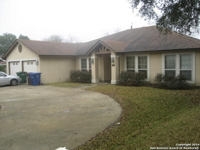 San Antonio Single Family Home New: 3018 Wroxton Rd