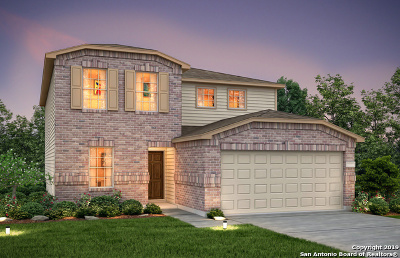 San Antonio Single Family Home New: 12022 Silver Valley