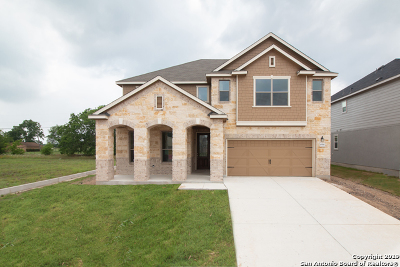 New Braunfels Single Family Home New: 696 Valley Garden