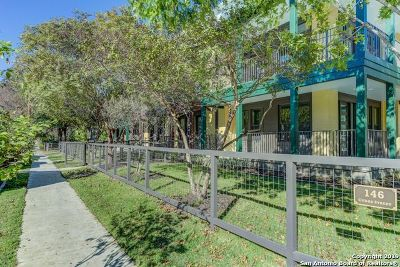 San Antonio Single Family Home New: 146 Cedar St #103
