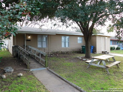 San Antonio Single Family Home New: 2906 Jasper St