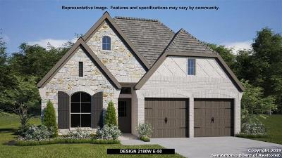 Bexar County Single Family Home New: 2329 Calate Ridge
