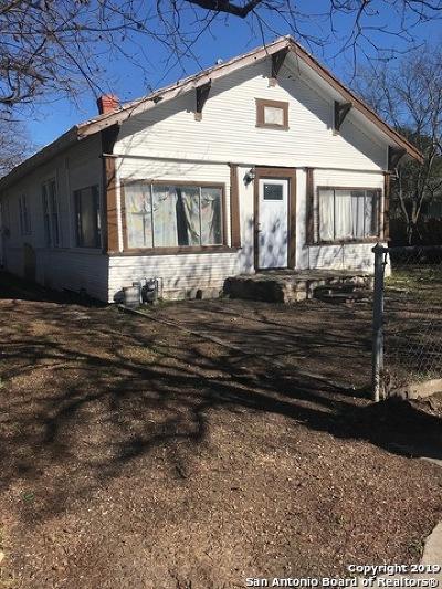 San Antonio TX Single Family Home New: $99,000
