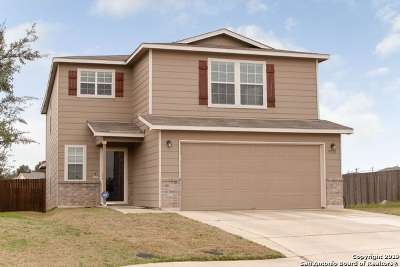 San Antonio Single Family Home New: 9315 Birch Way
