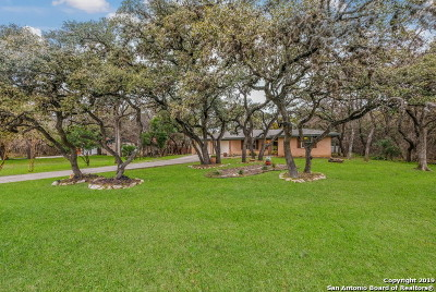 San Antonio Single Family Home New: 7411 Green Glen Dr