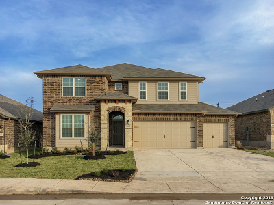 San Antonio Single Family Home New: 8808 Chavez Path