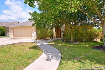 New Braunfels Single Family Home Back on Market: 2223 Sun Chase Blvd