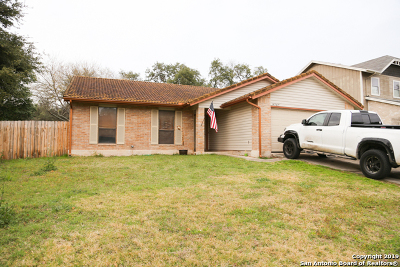 San Antonio Single Family Home New: 9747 Knob Oak