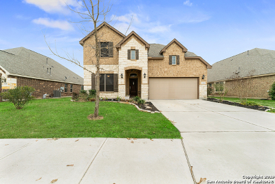 Schertz Single Family Home New: 11644 Northern Star Rd