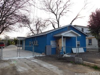San Antonio Multi Family Home Price Change: 834 Division Ave