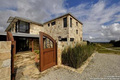 Blanco TX Single Family Home New: $2,600,000