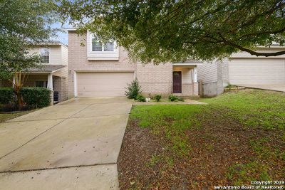 San Antonio Single Family Home New: 5219 Tomas Circle