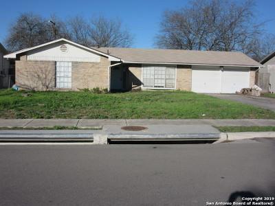 San Antonio Single Family Home New: 7615 Glen Mont