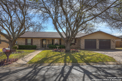 New Braunfels Single Family Home Price Change: 1107 Tumbleweed Dr