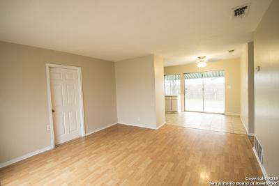 San Antonio Single Family Home New: 7235 Glen Heights