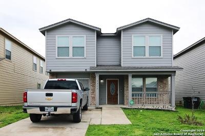 San Antonio Single Family Home New: 7315 Azalea Sq